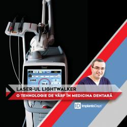 Laser-ul LightWalker - O Tehnologie de Vârf în Medicina Dentară