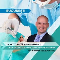 Autogenous Bone Grafting Procedures and Soft Tissue Management